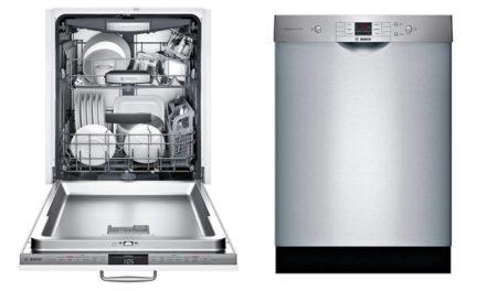 Best Bosch Dishwashers Reviews 2020