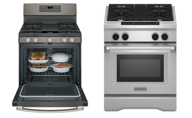 Best Gas Ranges Reviews 2020
