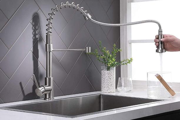 Best Kitchen Sink Faucets Reviews 2021